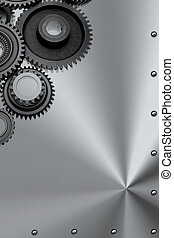 Metal gears