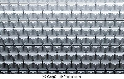 metal geometric background