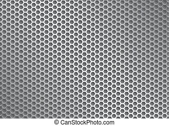 grate - metal grate background