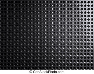 3d background metal grid texture