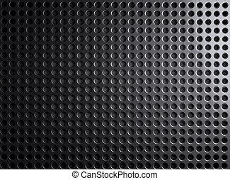 Metal grid - 3d background metal grid texture