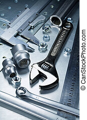 metal, herramientas