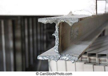 metal i beam