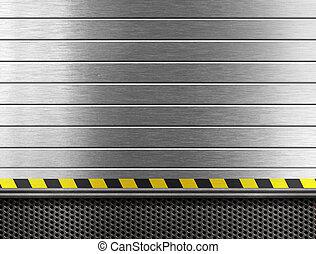 metal industrial background