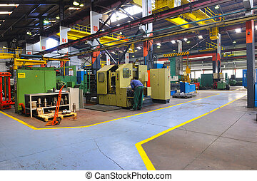 metal industy factory indoor - industry factory iron works...