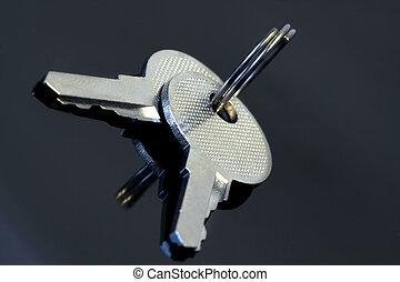 Metal keys