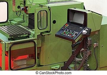 Metal lathe machine