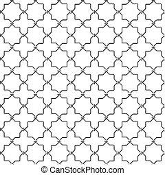metal, lattice