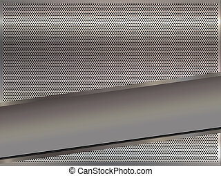 Metal mesh abstract background.