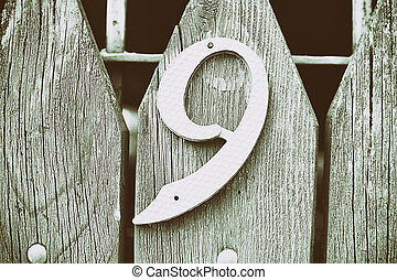 metal numbers
