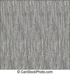 metal, oczyszczony szczotką, szablon, tło