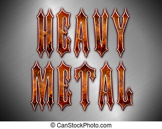 metal pesado, themed, plano de fondo