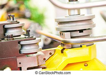 metal pipe bending machine - industrial bender equipment...