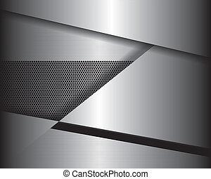 metal, plano de fondo