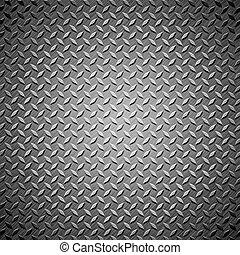 metal, plano de fondo, textura
