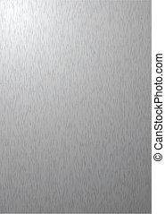 metal, plata, plano de fondo