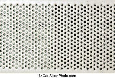 metal plate pattern