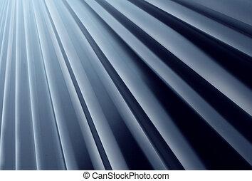 Metal Radial Background