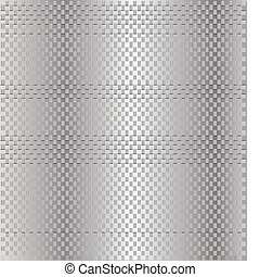 metal, rectangler, fundo