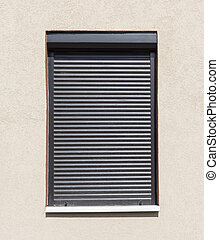 metal roller window  shutte