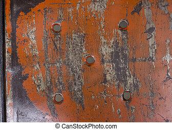 Metal Seat Background 2