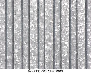 Metal sheet