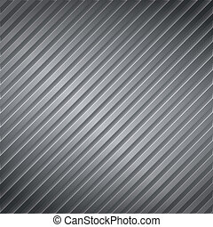 Metal Striped Background - Abstract metal striped...