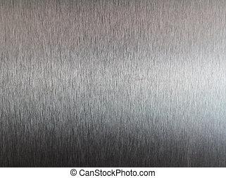 metal, struktura, tło