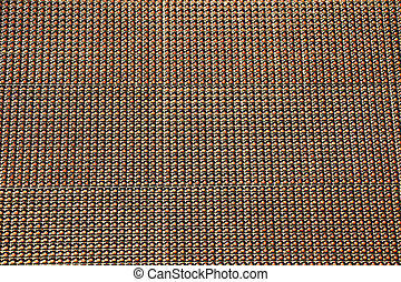Metal surface as  background texture pattern