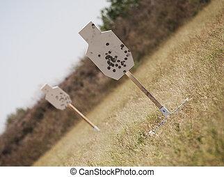 Metal targets