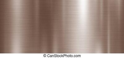 metal, textura, cobre, desenho, fundo