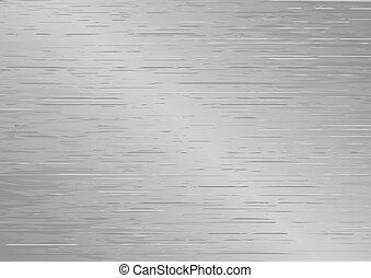 metal, textura, fundo