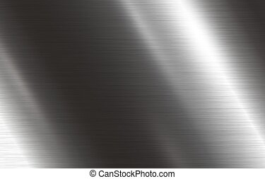 Metal texture background vector illustration