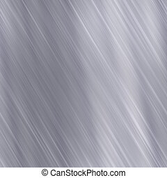 Metal texture - Brushed glossy metal surface, scratched...