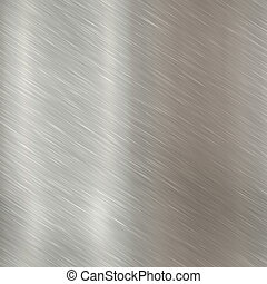 Metal texture - Brushed metal surface texture seamless...