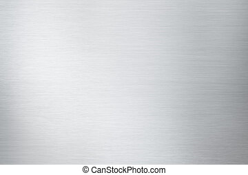 metal texture illustration - fine brushed metal texture or...