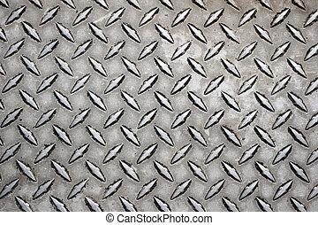 Metal Texture - Close up of metal surface.