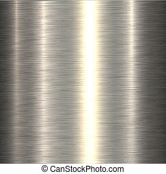 Metal texture silver