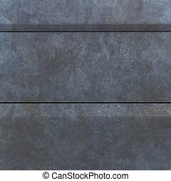 metal texture - illustration of an abstract metal background