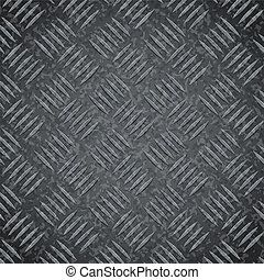 Metal texture, vector background