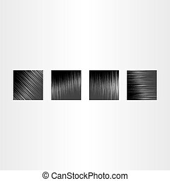 metal texture vector background set collection