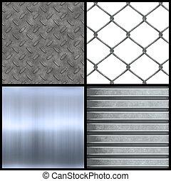 Metal Textures Collection