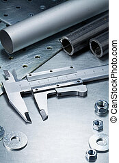 Metal tools