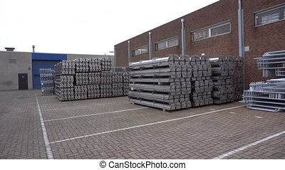 Metal Trough Warehouse - Steel channel bunch, metal trough...