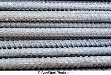 metal, tubos