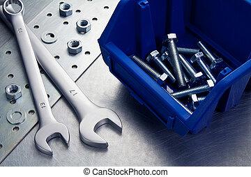 metal værktøj