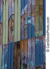 Metal Wall 1