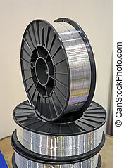 metal wired coil bulk, industry details