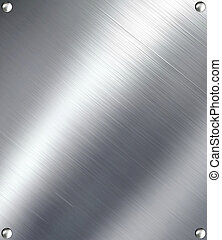 metal., zavadit, stříbrný