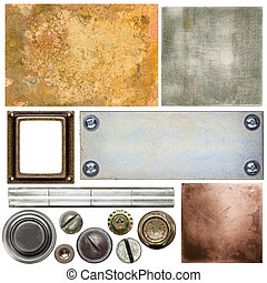 metall, details